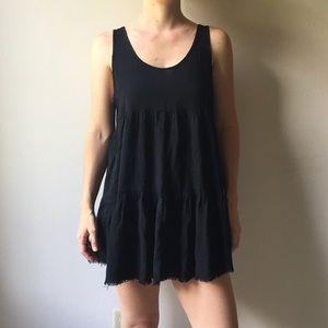 One Teaspoon Black Mini Dress